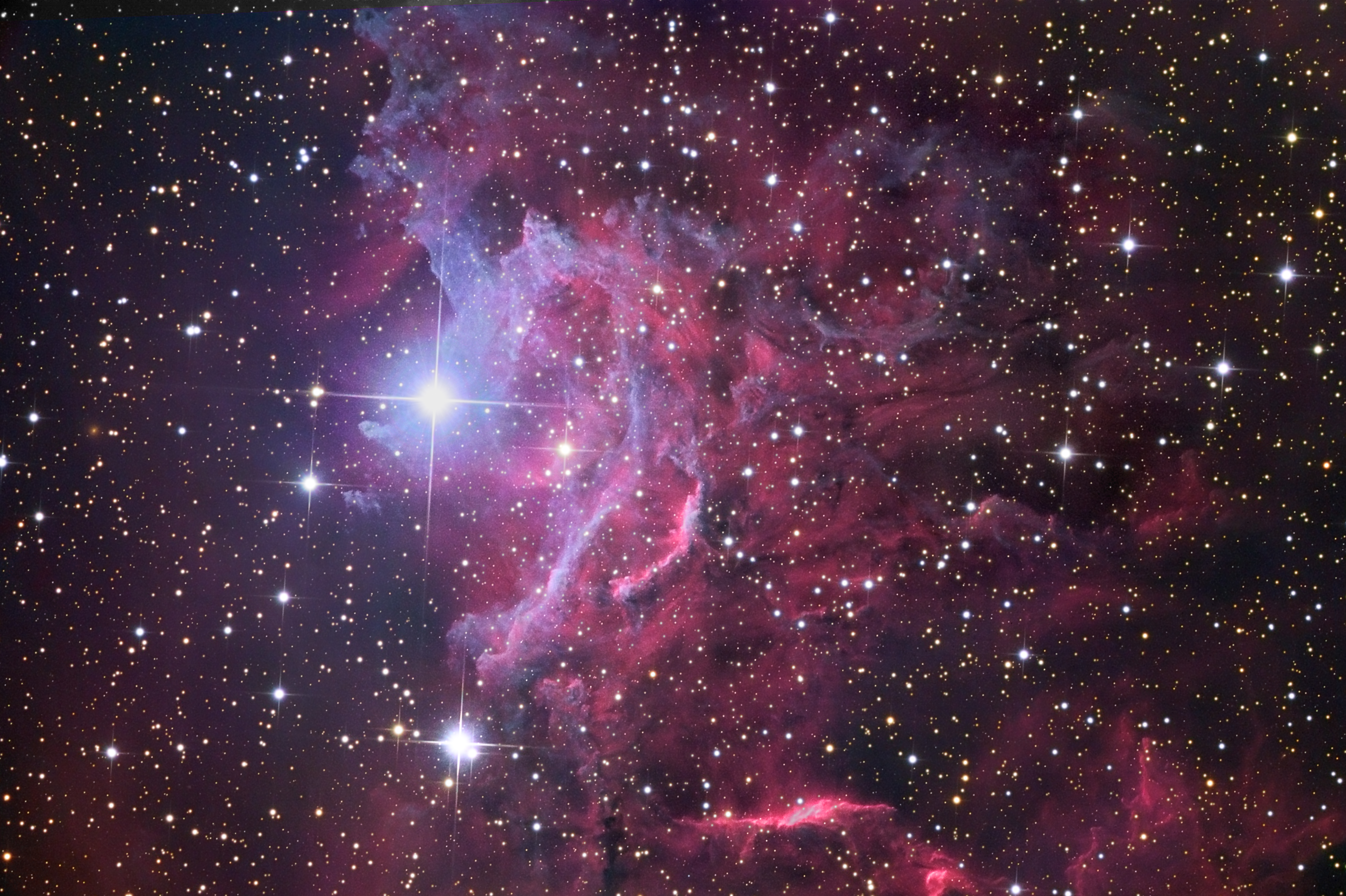 Star Shadows Remote Observatory Gallery