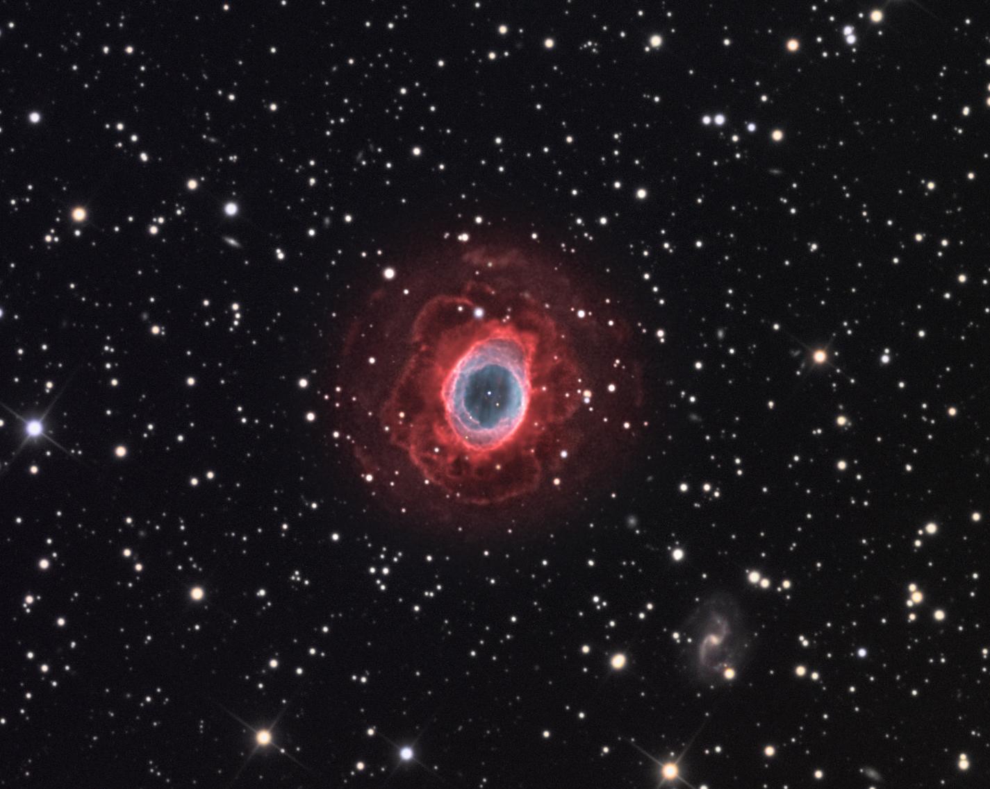 Ring nebula hd